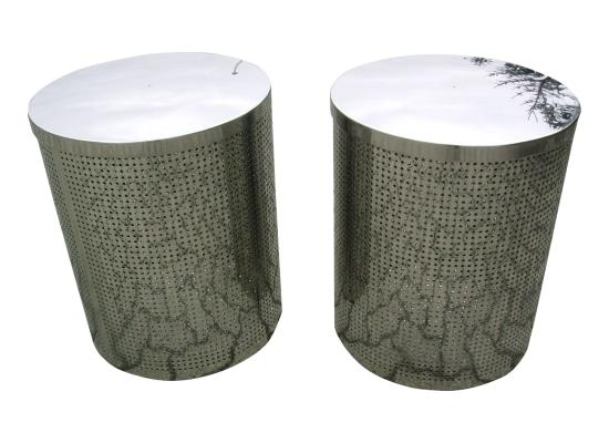 Cassetta della posta in acciaio tavoli in acciaio scale da interno ed esterno in acciaio - Lucidatura acciaio inox a specchio ...